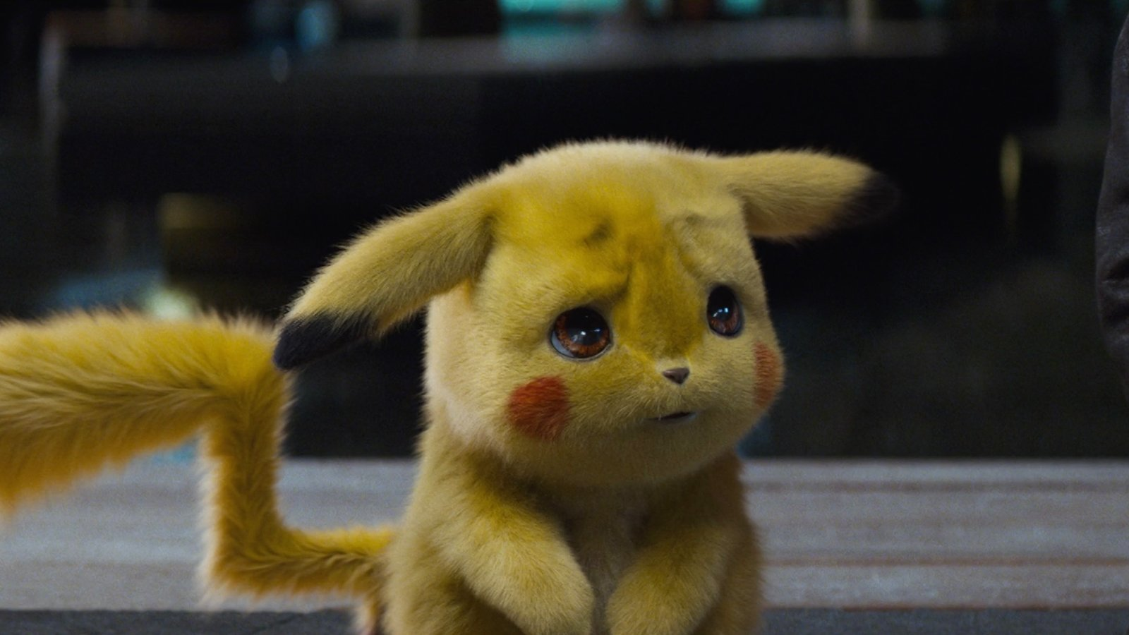 A Live Action Bolt Of Brilliance Pokemon Detective Pikachu