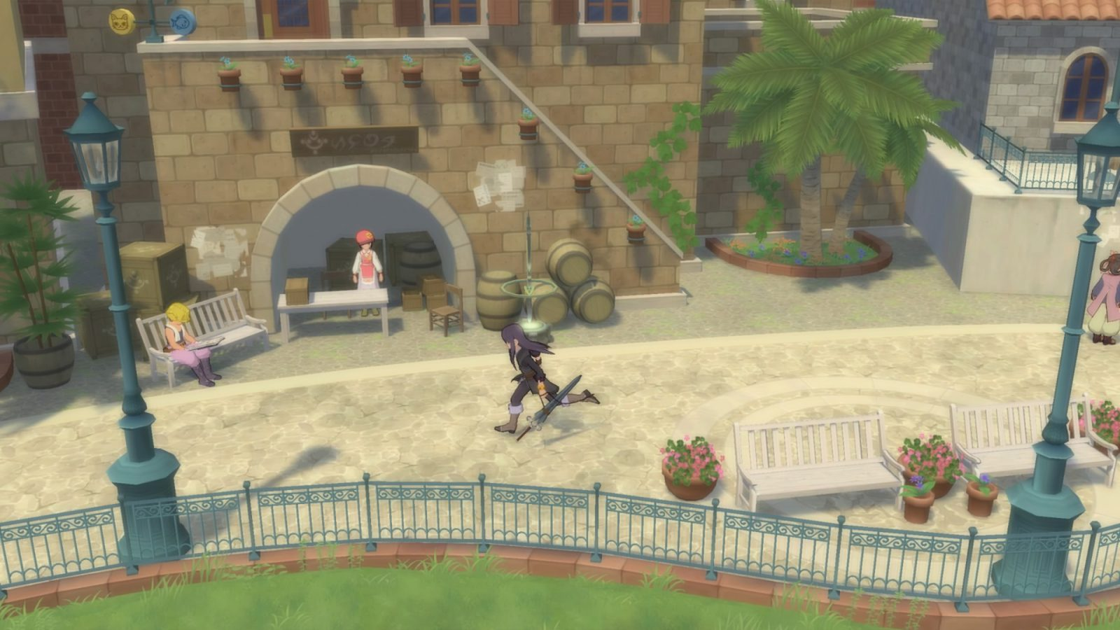 Hold on to your blastia! — Tales of Vesperia: Definitive