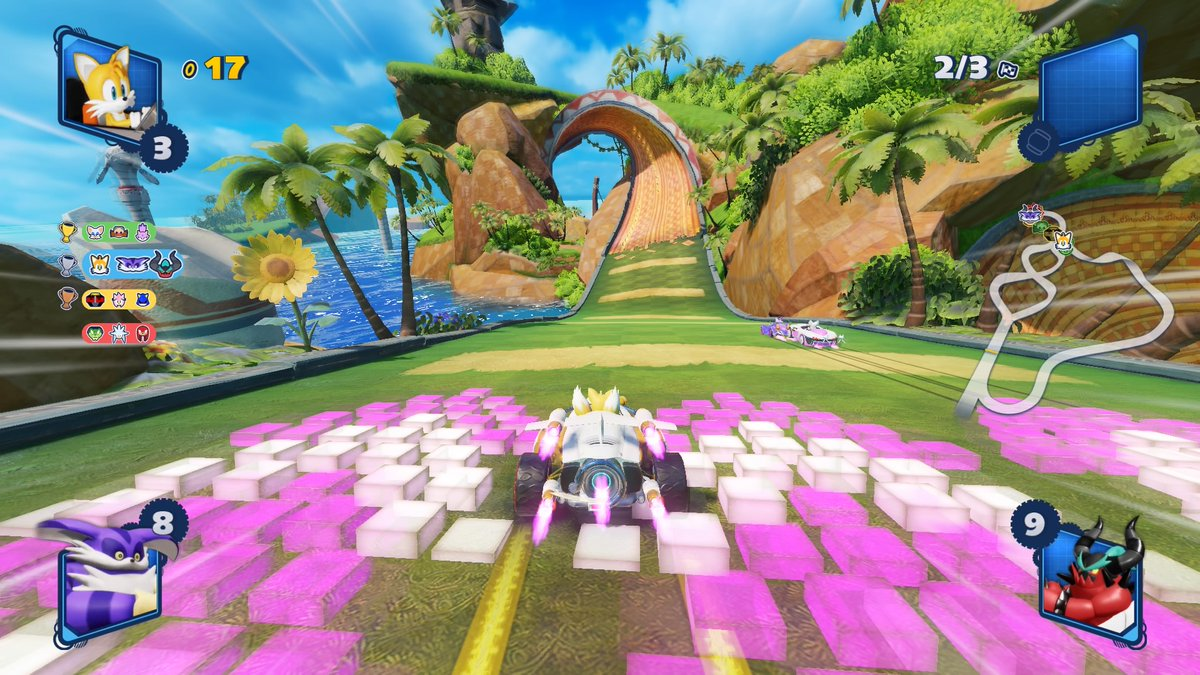 Green Hill drift — Team Sonic Racing review – GAMING TREND