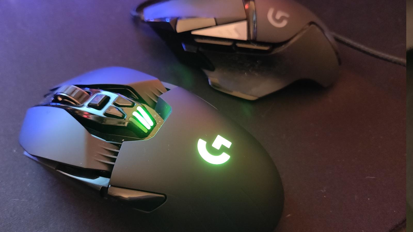 Logitech reigns as king – Logitech G903 Wireless Gaming