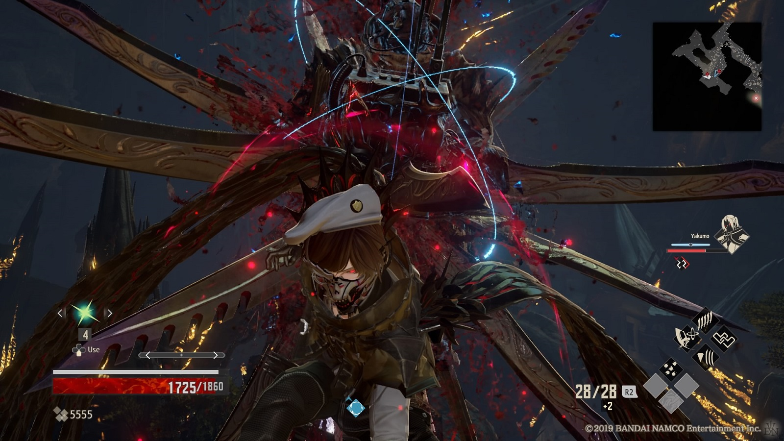 CODE VEIN Network Test Edition_20190602174344