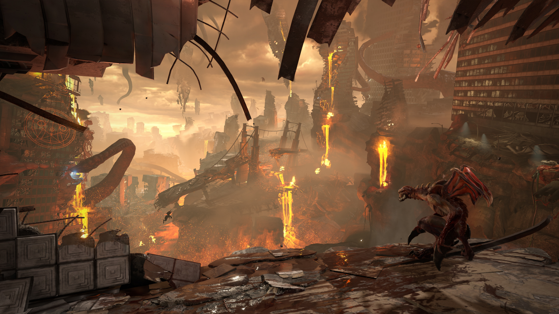 DOOM Is a Bloody, Balls to the Wall Video Game Triumph