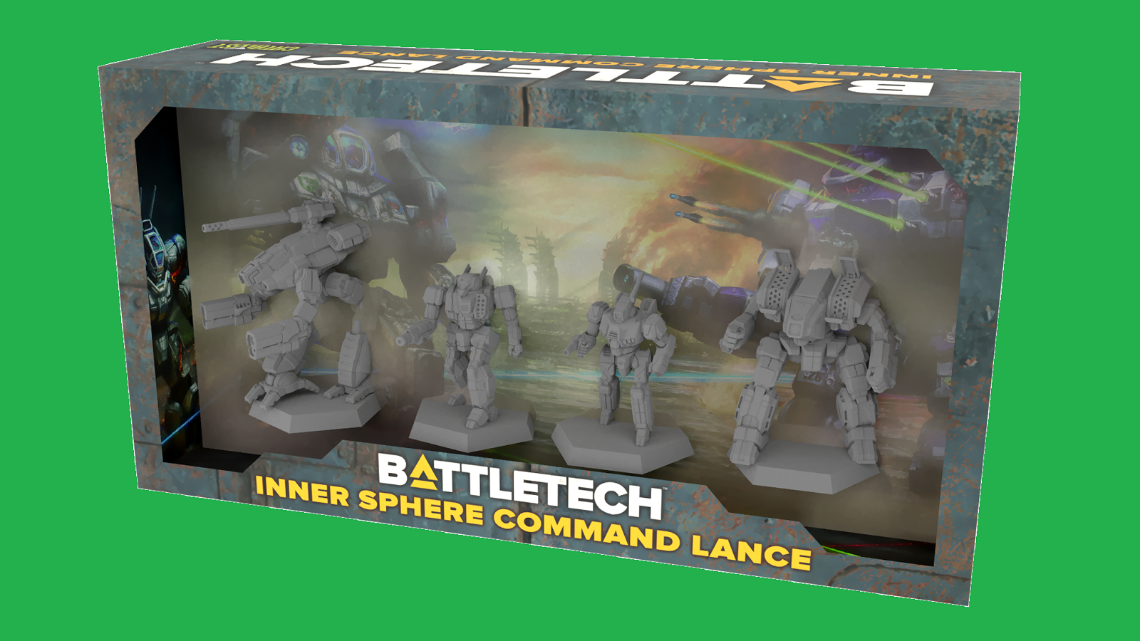 Prepare your wallets for robotic fun, BattleTech: Clan Invasion