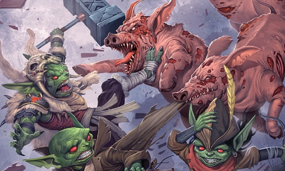 You too can be a hero with Free RPG Day products from Paizo