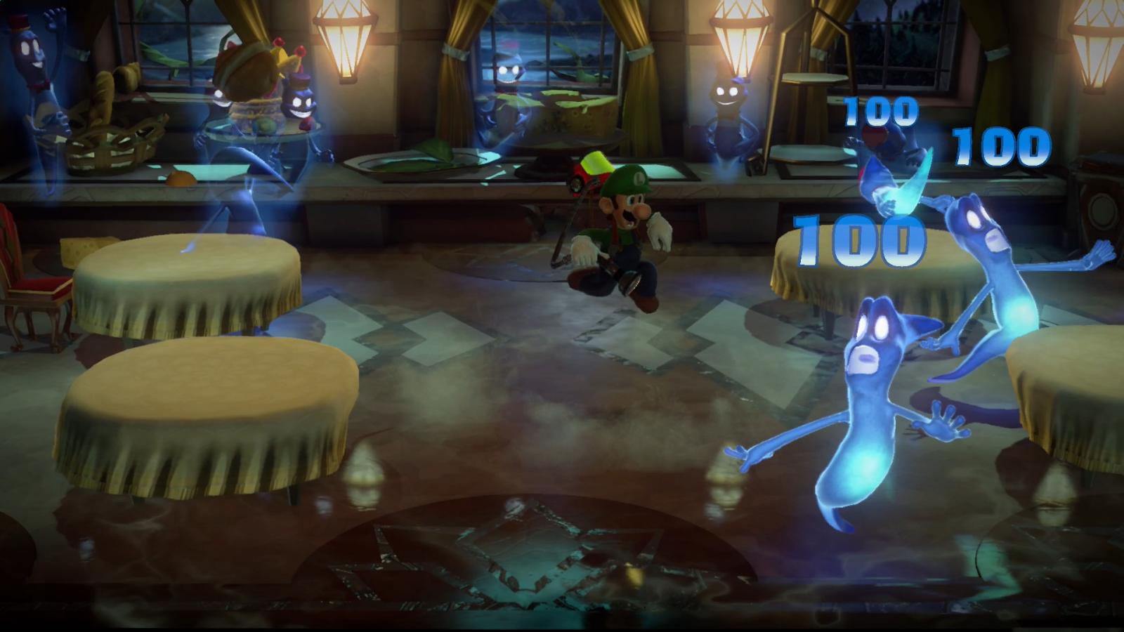 Luigi S Dark Return To The Spotlight Hands On With Luigi S