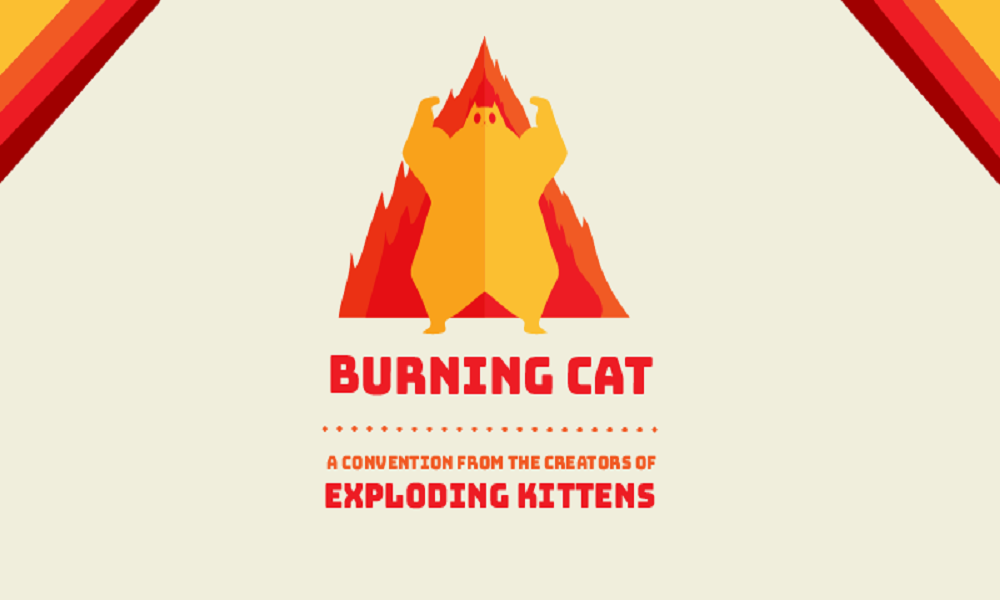Tabletop gaming blows up as Exploding Kittens creators host Burning