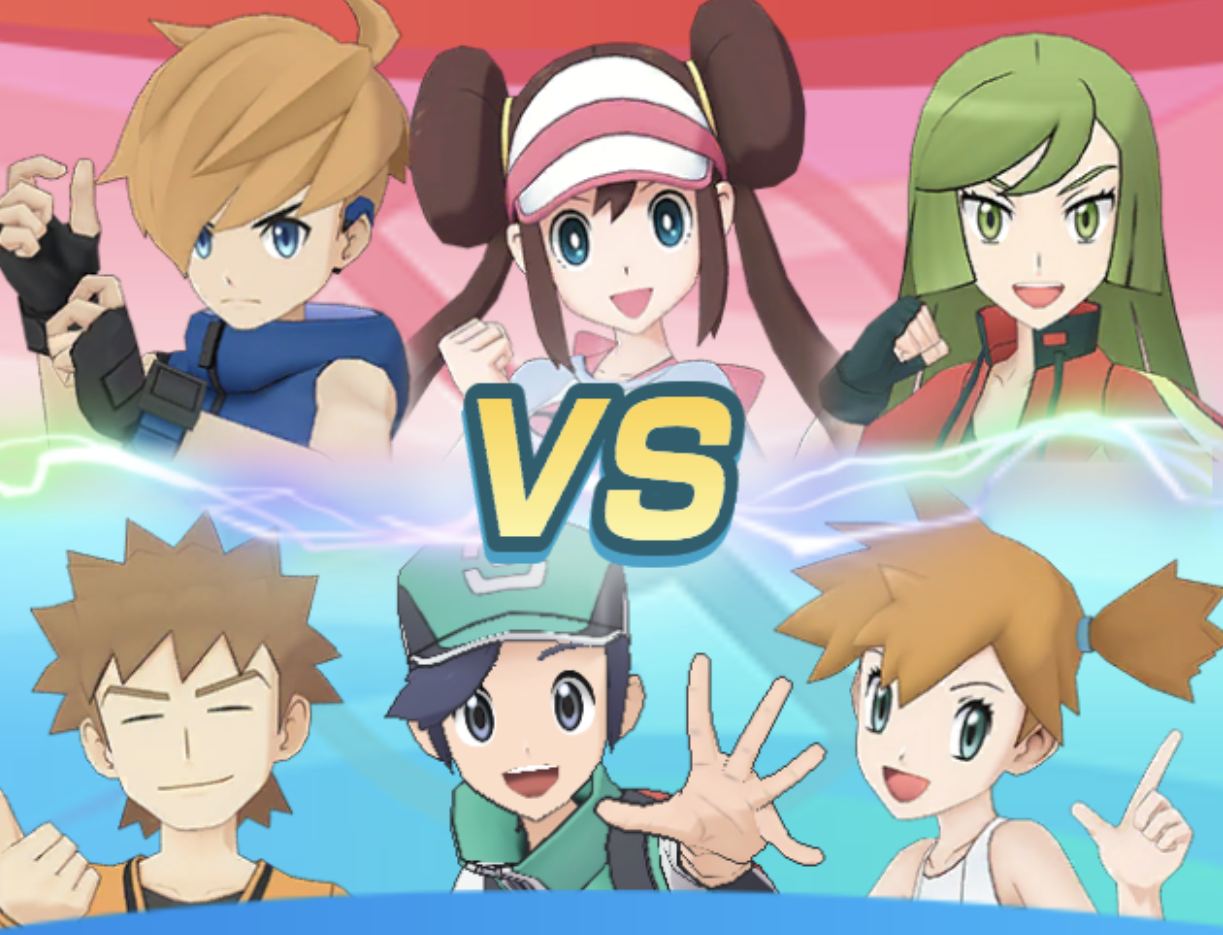 Battle with the best in Pokémon Masters this summer