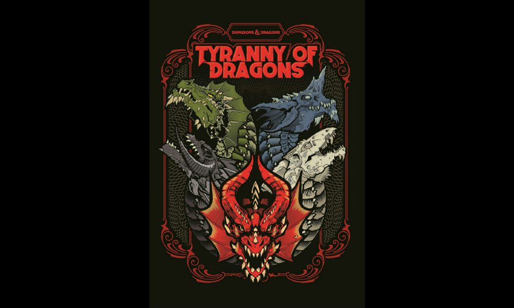 tyranny of dragons cover