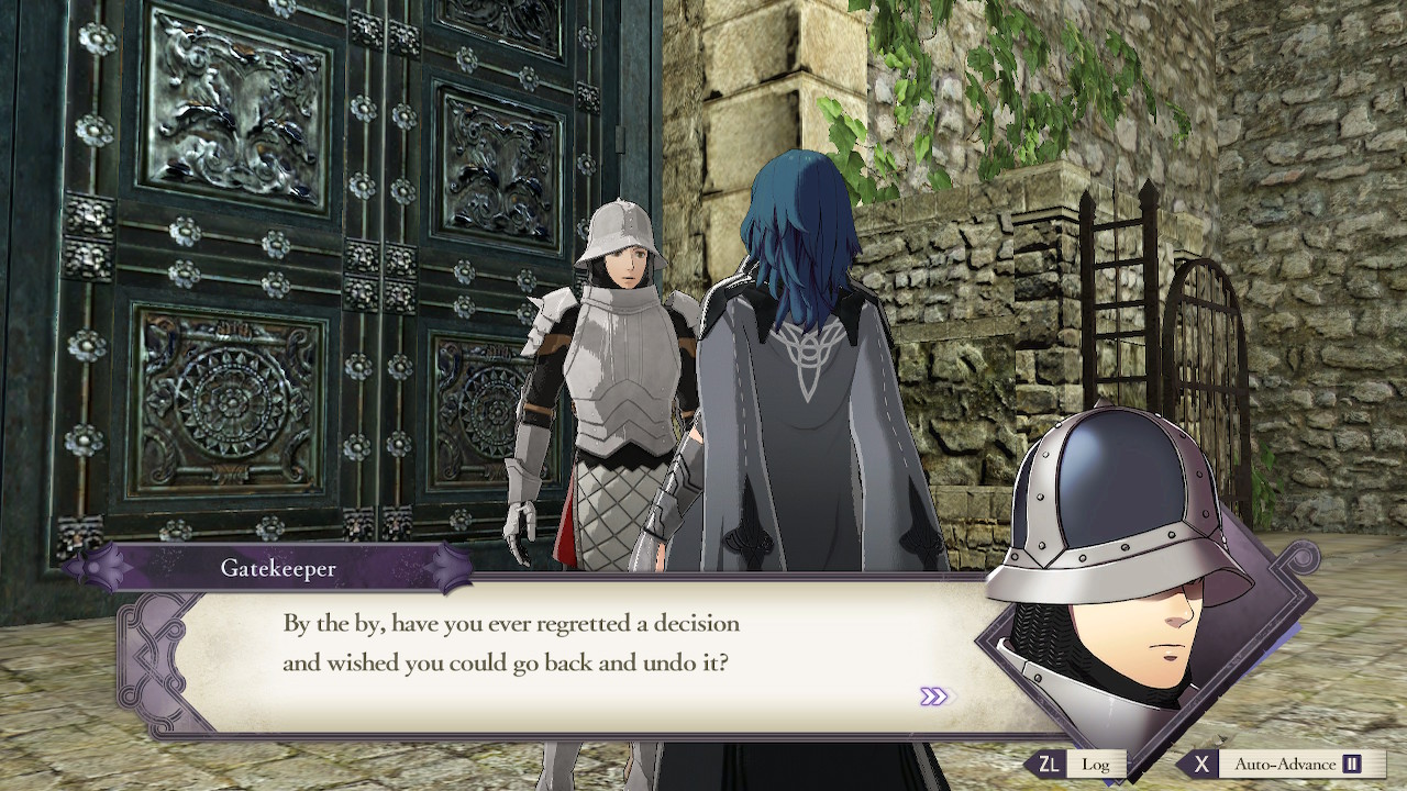 Dimitri's feeling blue – Fire Emblem: Three Houses review