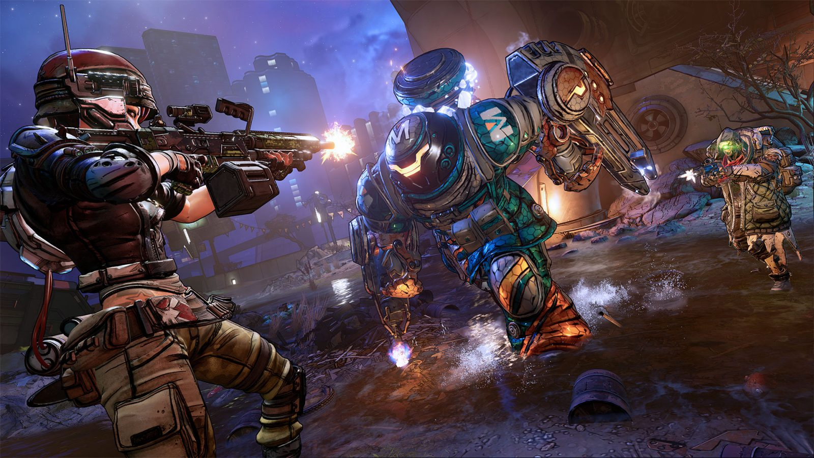 Minimum and recommended specs revealed for Borderlands 3 on