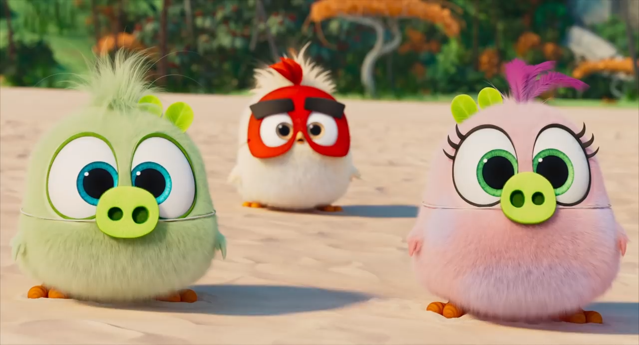 A Surprisingly Swell Sequel The Angry Birds Movie 2 Review