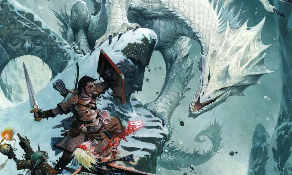 Levelling up — Pathfinder Second Edition Core Rulebook and Bestiary