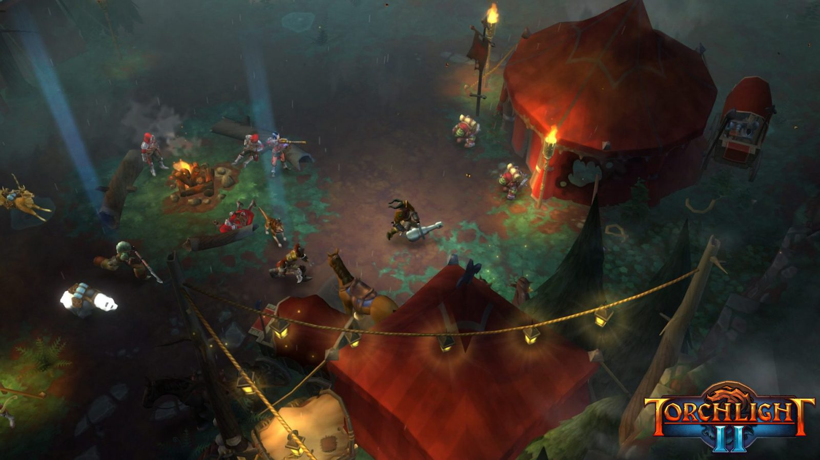 Its torch continues to burn bright — Torchlight II Switch