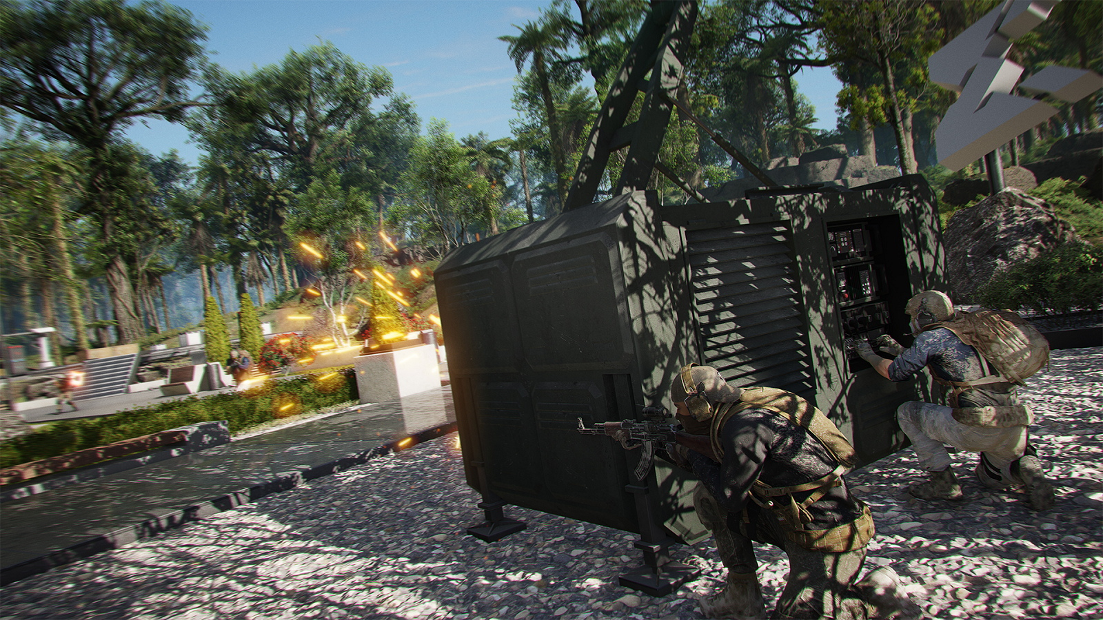 Ghost Recon Breakpoint Hands On Impressions Gaming Trend