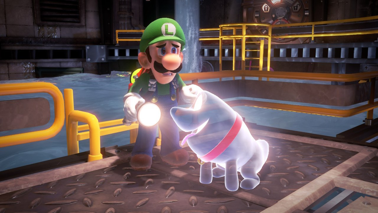 Oozing With Personality Luigi S Mansion 3 Review