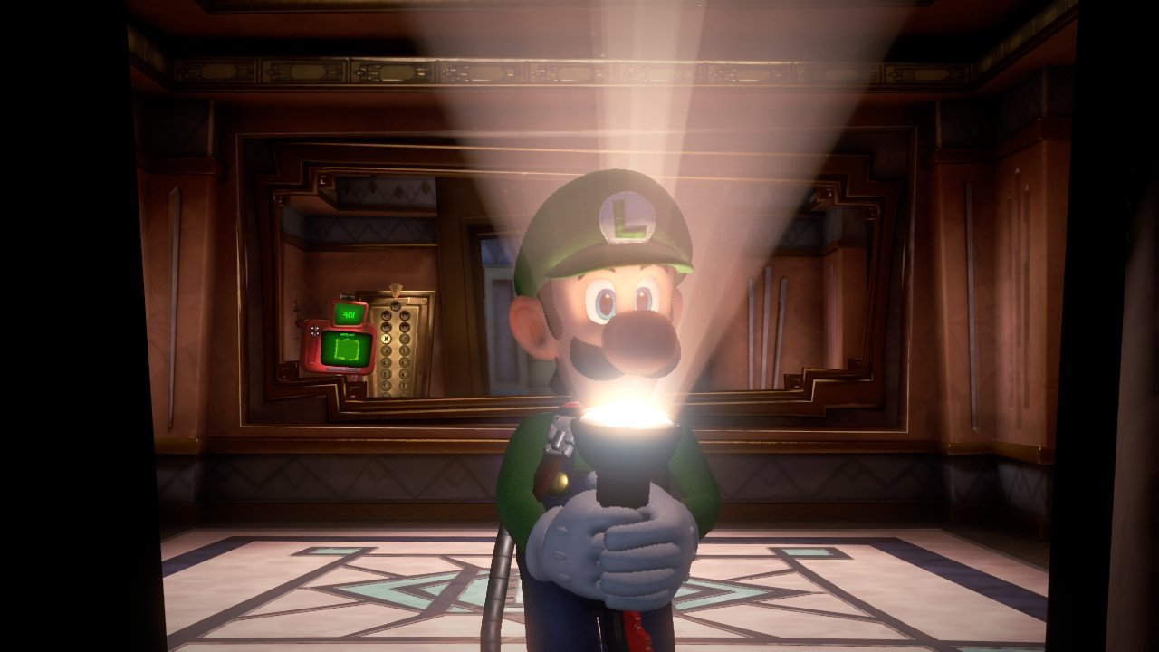 Oozing With Personality Luigi S Mansion 3 Review Gaming