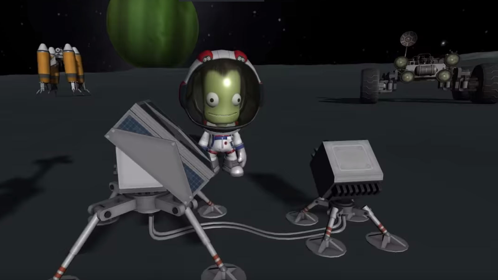 Kerbal Space Program Breaking Ground Expansion Coming To Consoles
