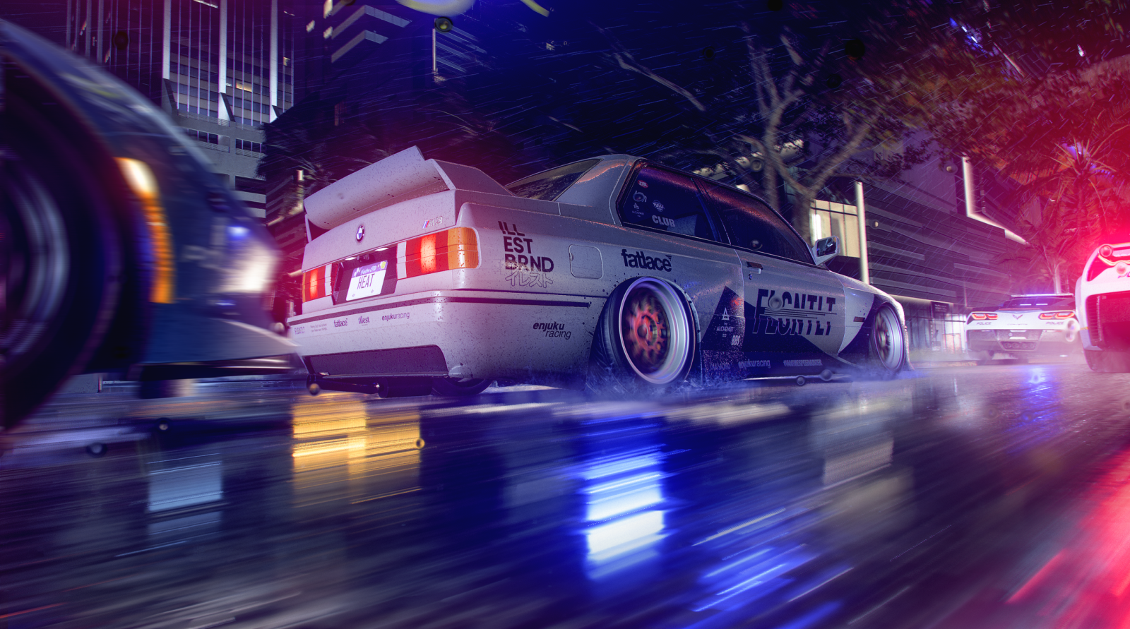 The Fast And The Spurious Need For Speed Heat Review Gaming Trend