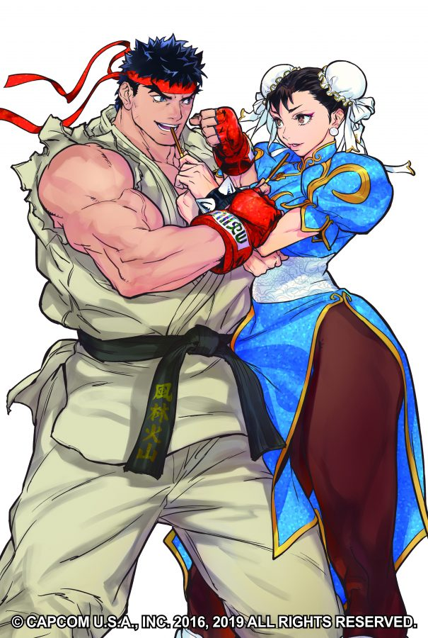 street fighter characters chun li