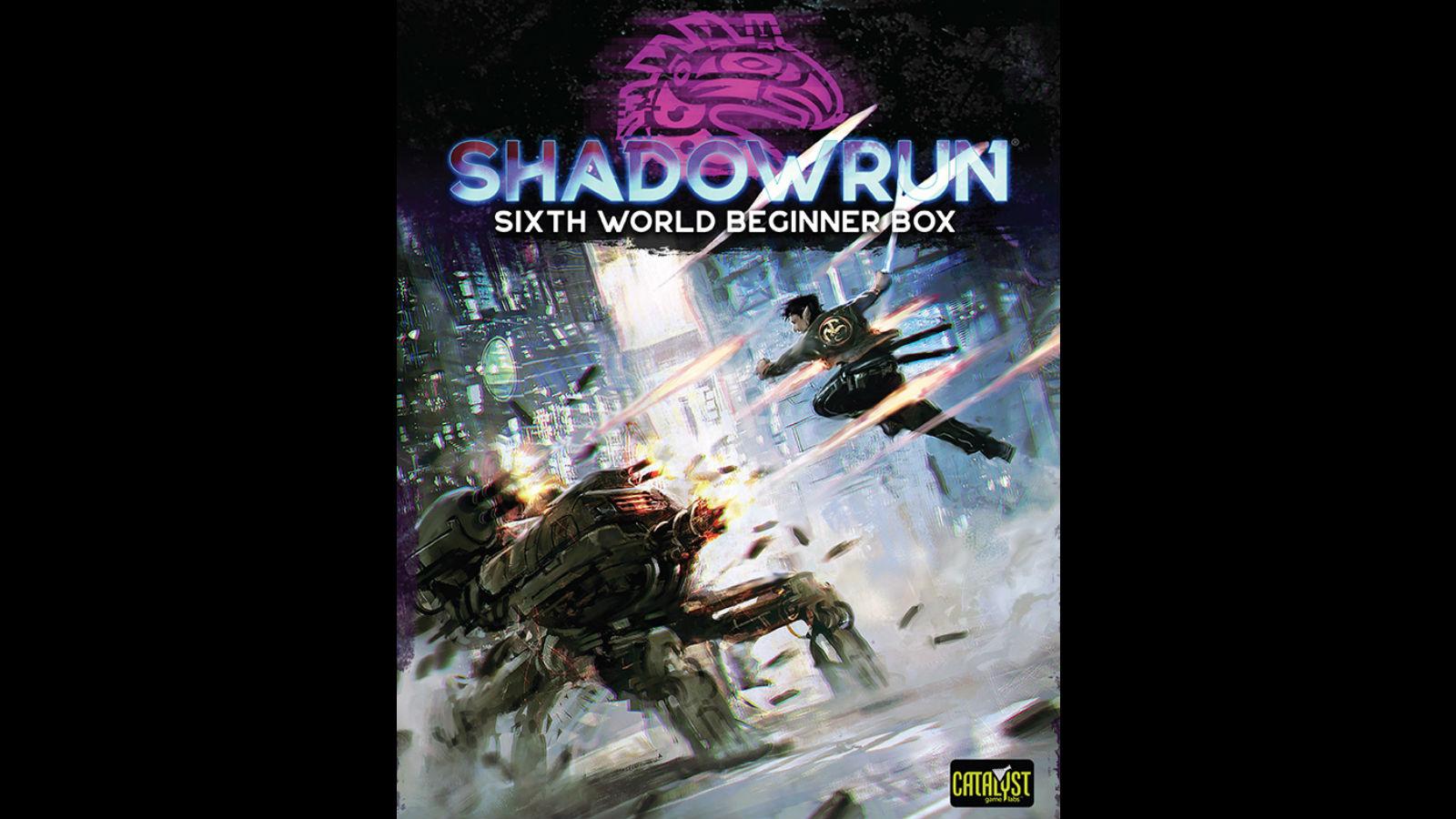 shadowrun sixth world beginner box