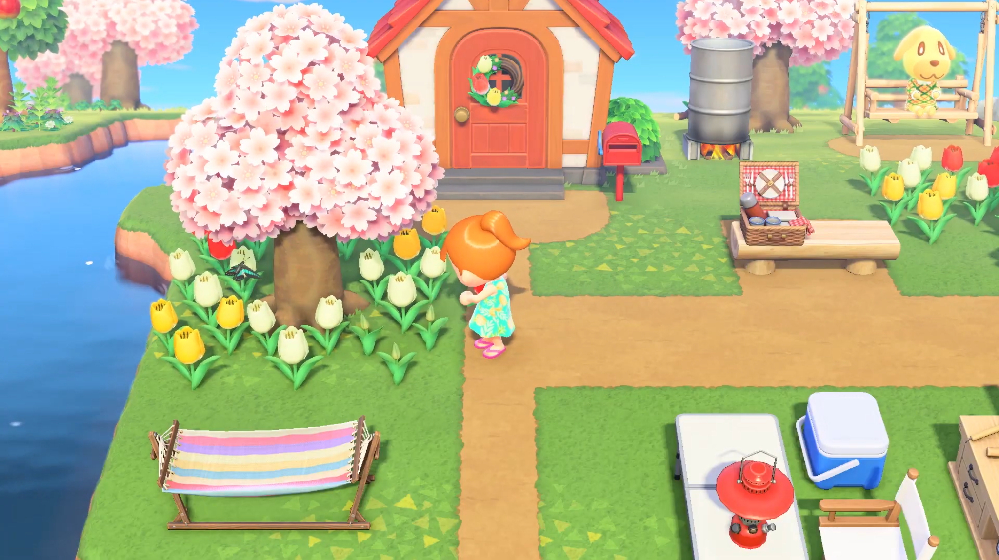 The Surprising Theme Of Animal Crossing New Horizons Freedom