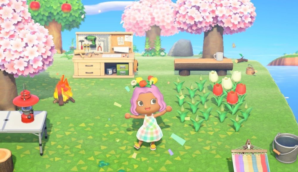 The Surprising Theme Of Animal Crossing New Horizons Freedom Gaming Trend