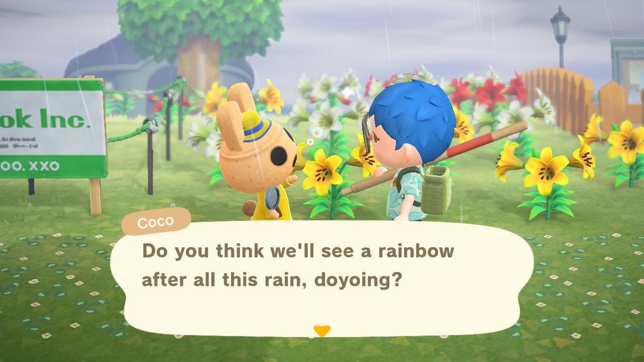 Current temperature is… Pleasant — Animal Crossing: New ...