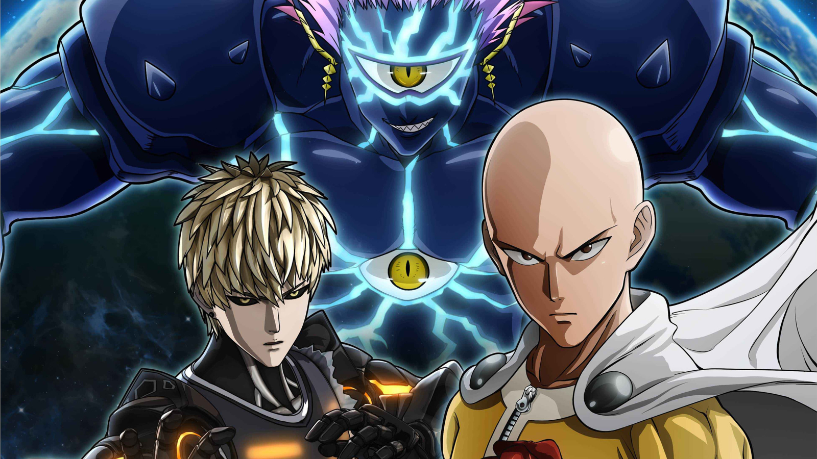One Punch Man One