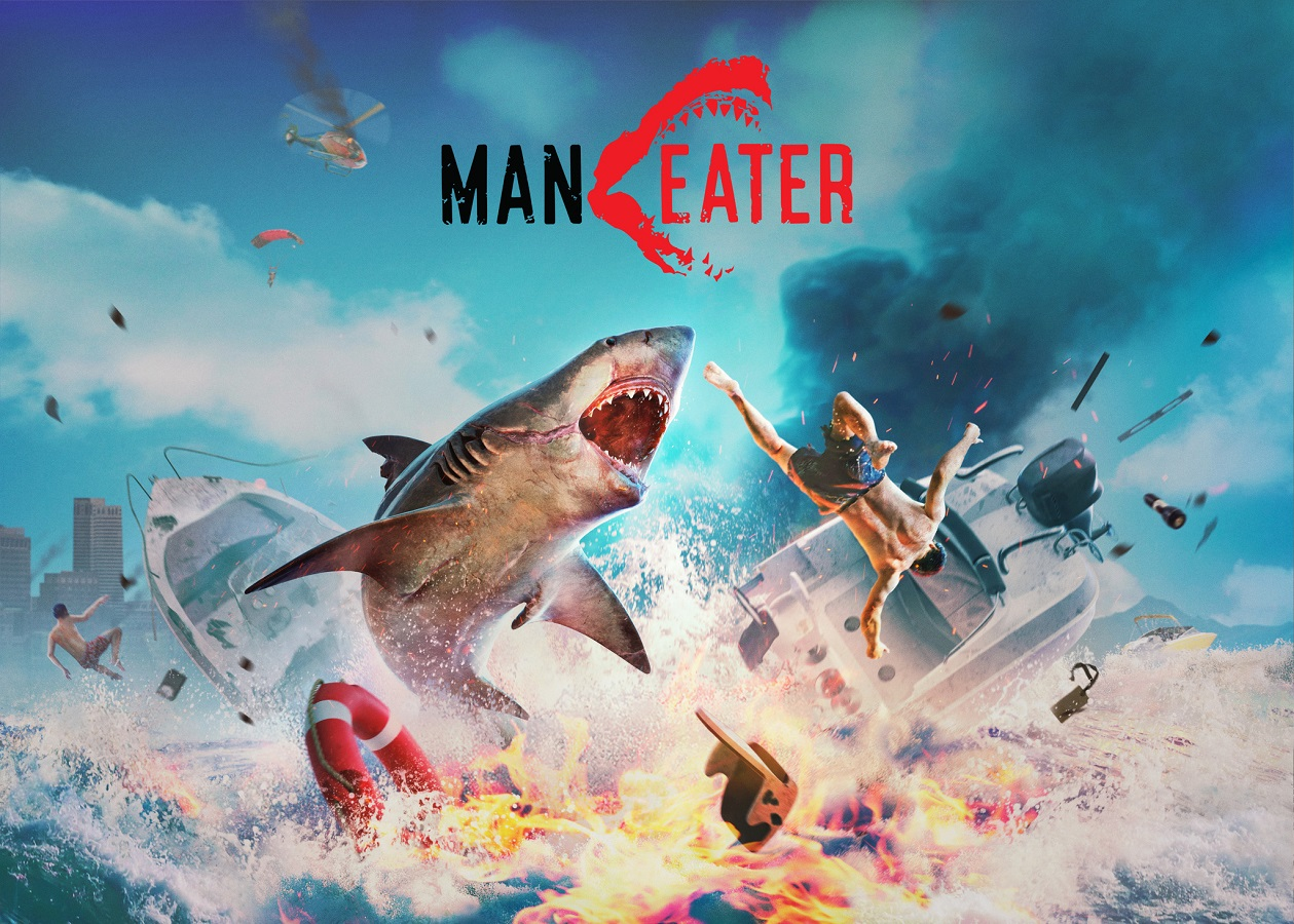 Maneater_Start