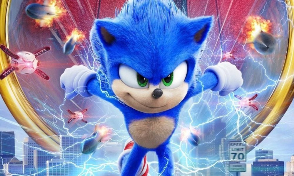 Hdr Green Hill Zone In 4k Sonic The Hedgehog Movie 4k Bluray Review Gaming Trend