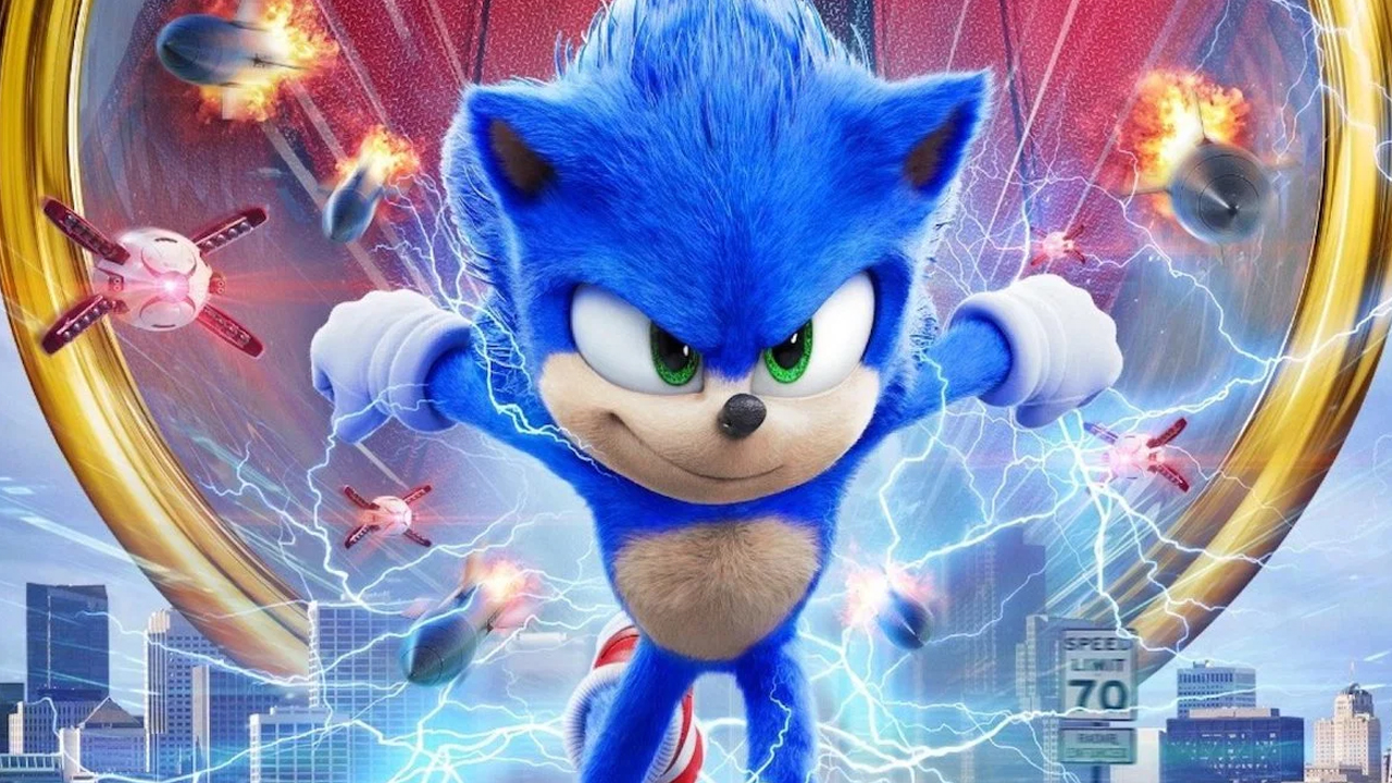 Hdr Green Hill Zone In 4k Sonic The Hedgehog Movie 4k Bluray