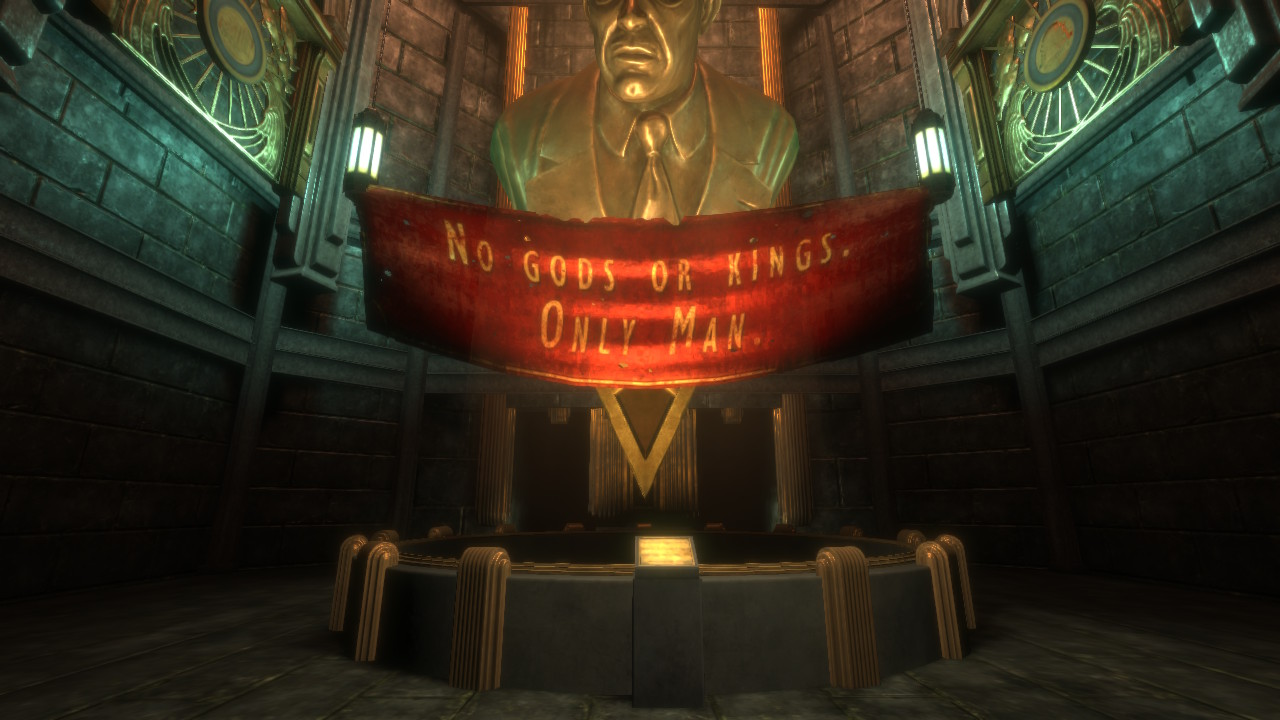 BioShock Collection Switch Screenshot (1)