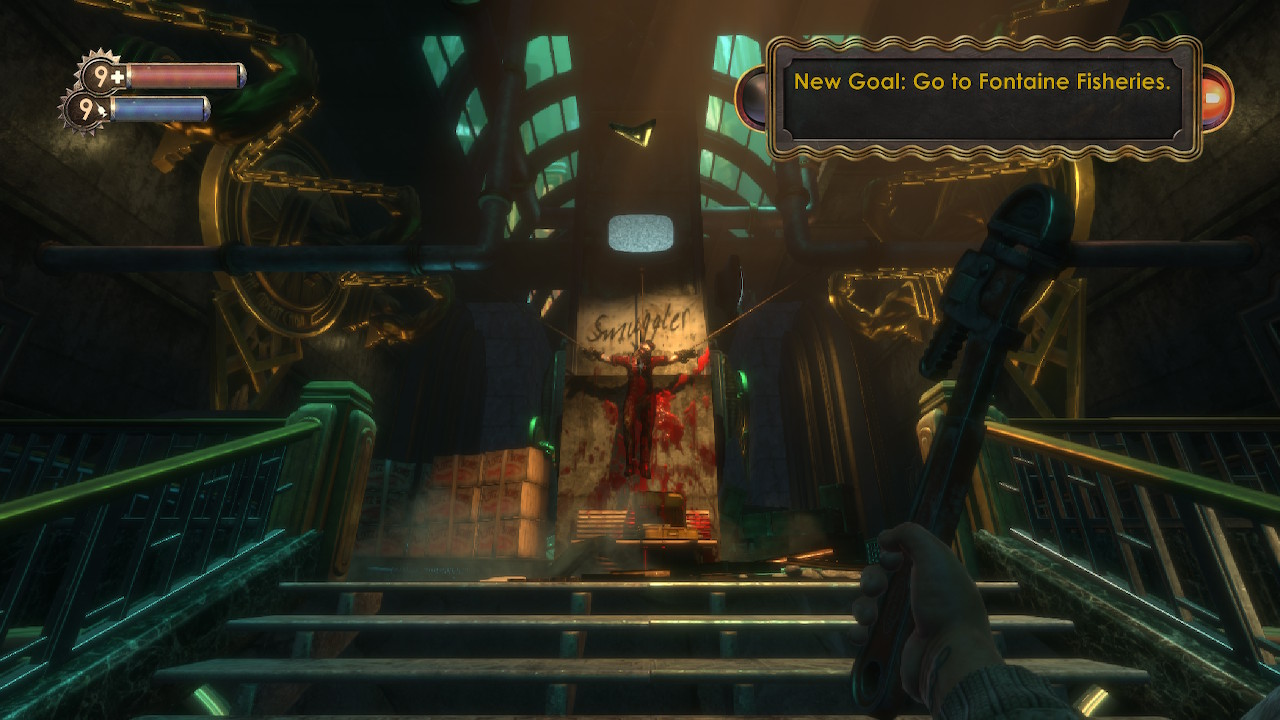 BioShock Collection Switch Screenshot (10)
