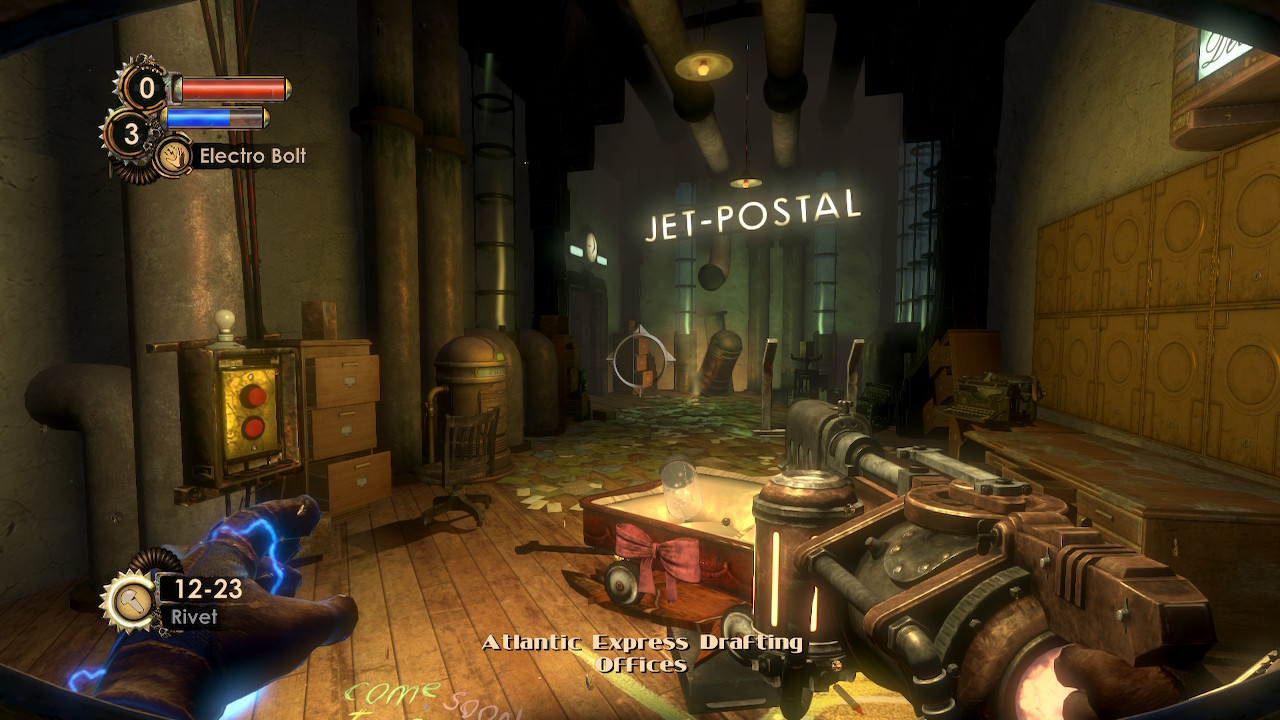 BioShock Collection Switch Screenshot (11)