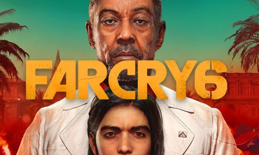 Cover art for Far Cry 6.