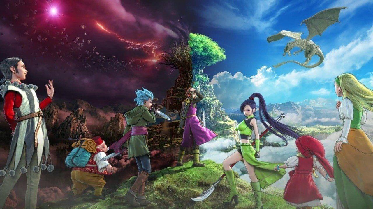Dragon Quest 11 Charme
