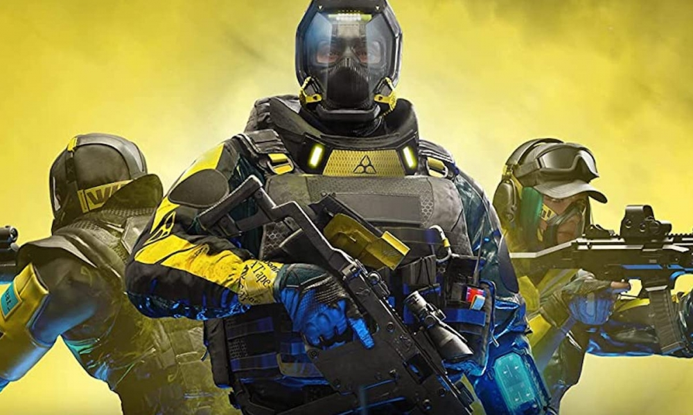 Tom Clancy's Rainbow Six Extraction finally revealed, releases in September  – GAMING TREND